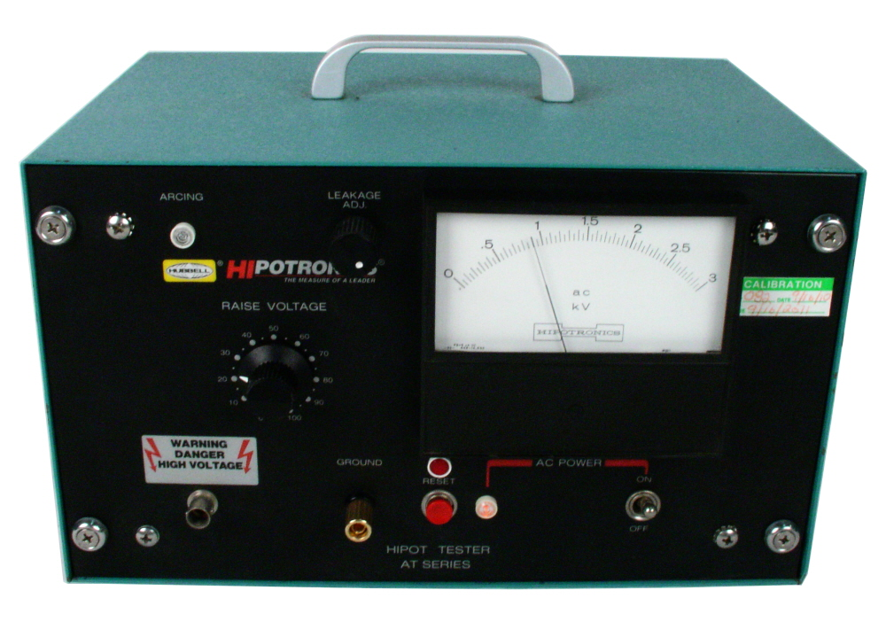 Hipotronics HA3-AT-A for sale