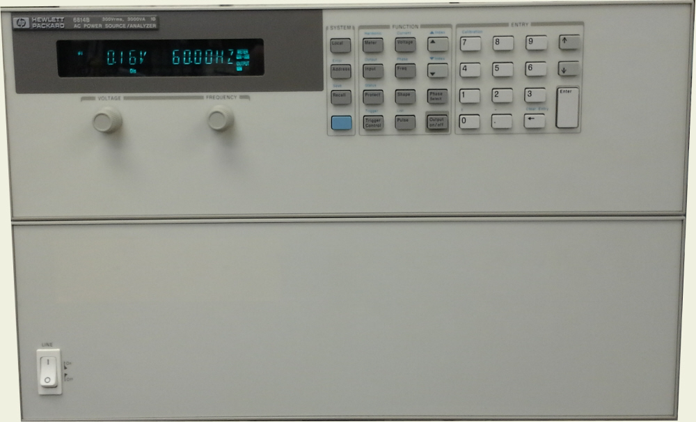 HP / Agilent 6843A just arrived
