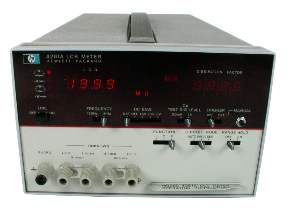 Agilent / HP 4261A for sale