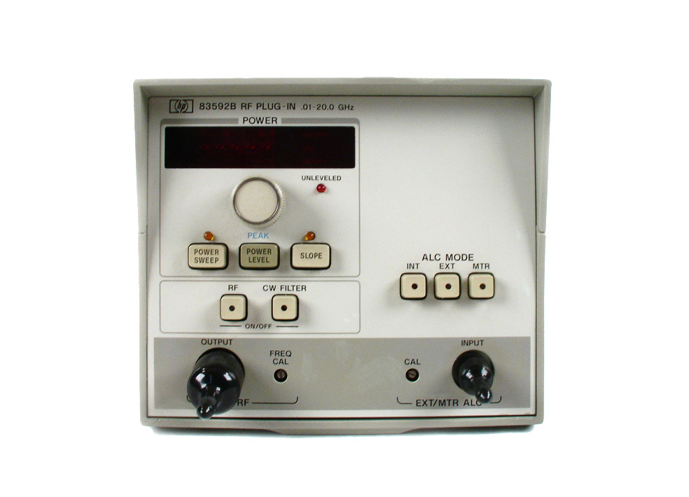 Agilent / HP 83592B for sale