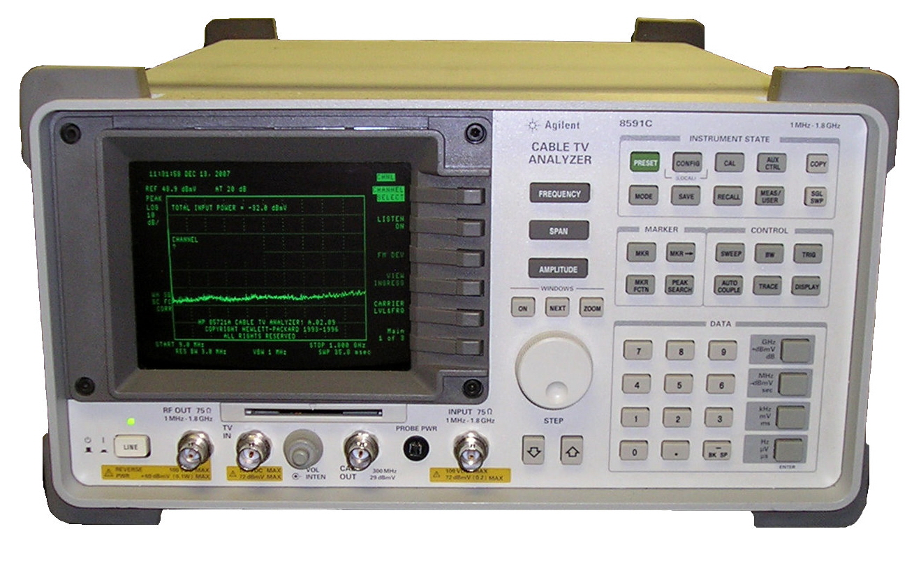 HP / Agilent 8591C for sale