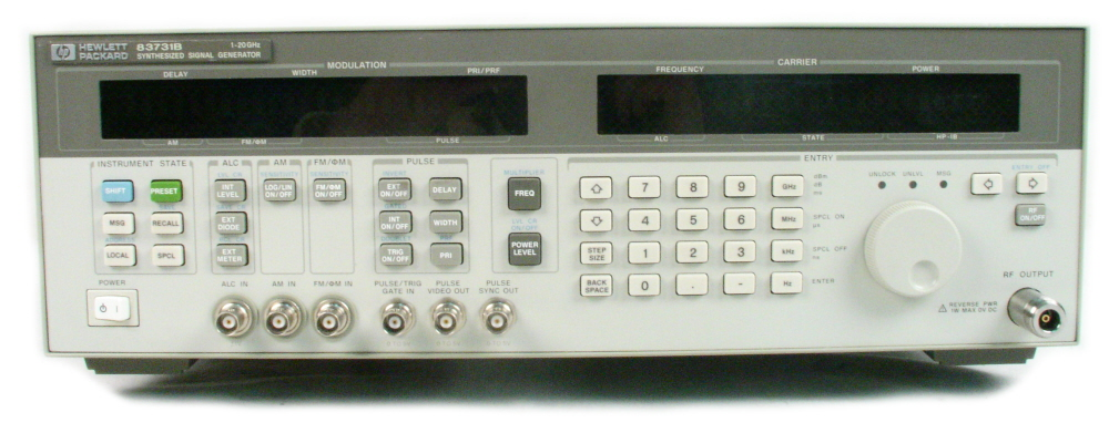 HP / Agilent 83732A just arrived