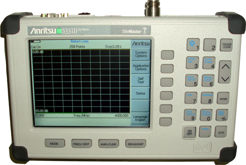 Anritsu S331D for sale