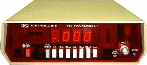 Keithley 480 for sale