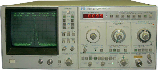 Agilent / HP 8569B for sale