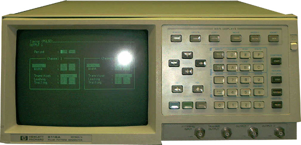 Agilent / HP 8118A for sale