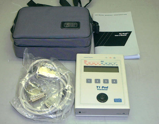 Network General T1 Pod Fractional for sale