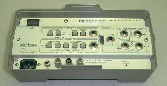 Agilent / HP 4938A for sale