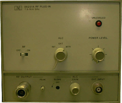 Agilent / HP 86251A for sale