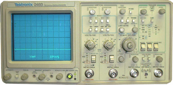 Tektronix 2465 for sale