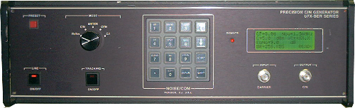 Noisecom UFX BER-8 for sale