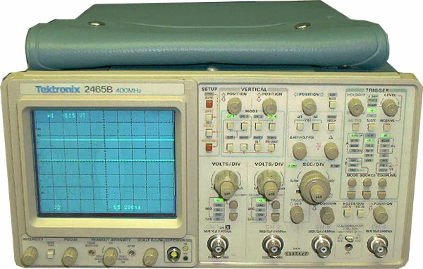 Tektronix 2465A for sale