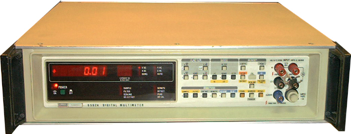 Fluke 8502A for sale