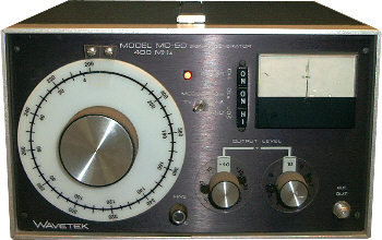 Wavetek MC-50 for sale