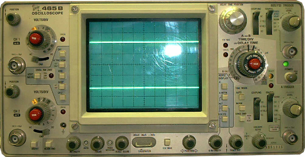 Tektronix 465B for sale