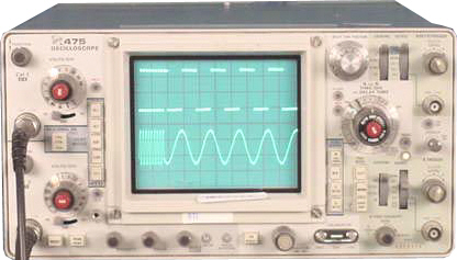 Tektronix 475 for sale