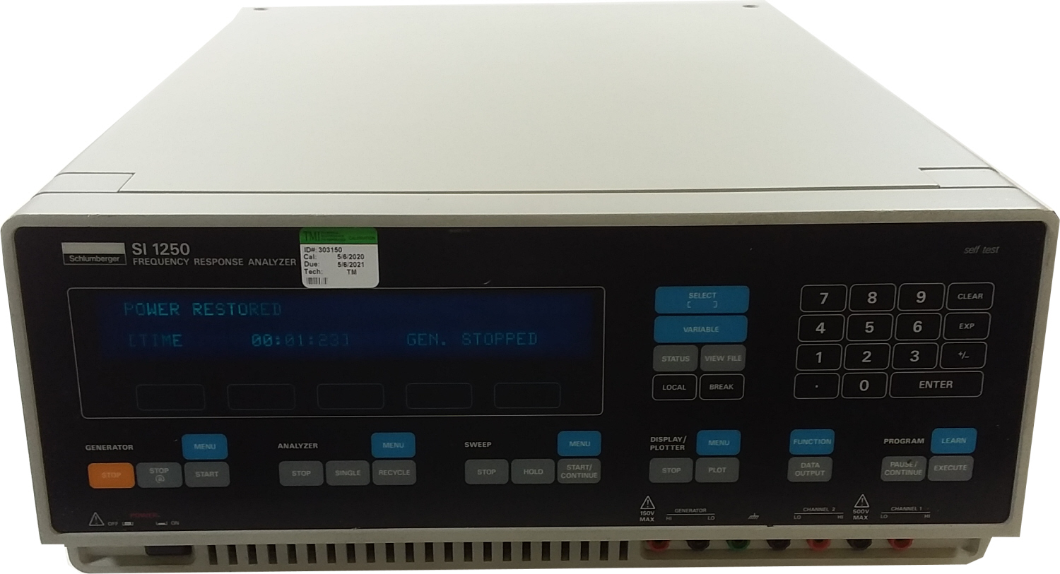 Solartron 1250A for sale