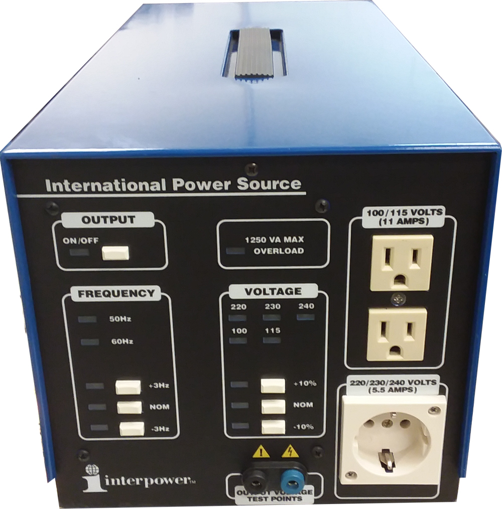Interpower 1251PC for sale