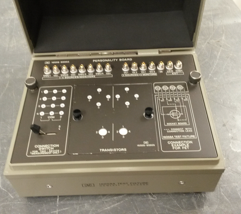 Agilent / HP 16058A for sale