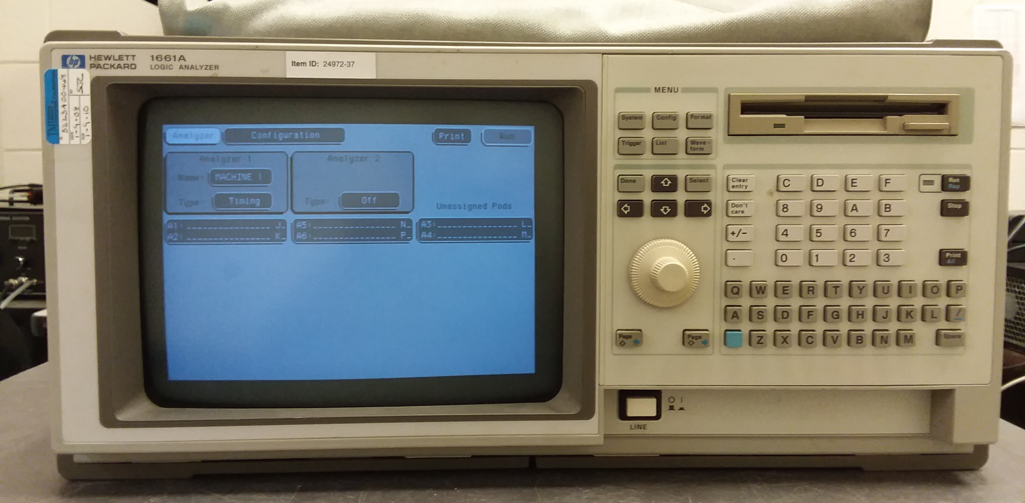 Agilent / HP 1661A for sale