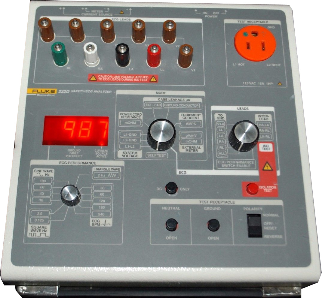 Image of Fluke-232D by AccuSource Electronics