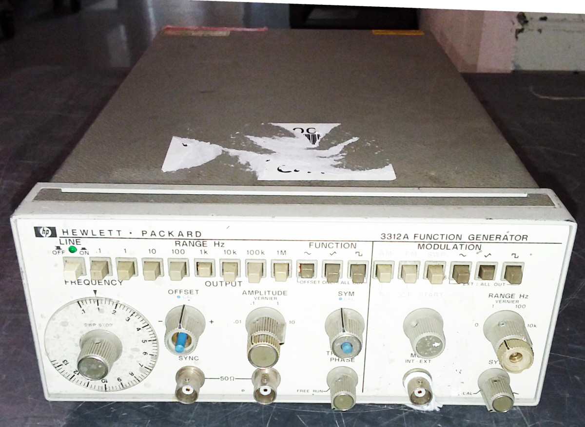 Agilent / HP 3312A for sale