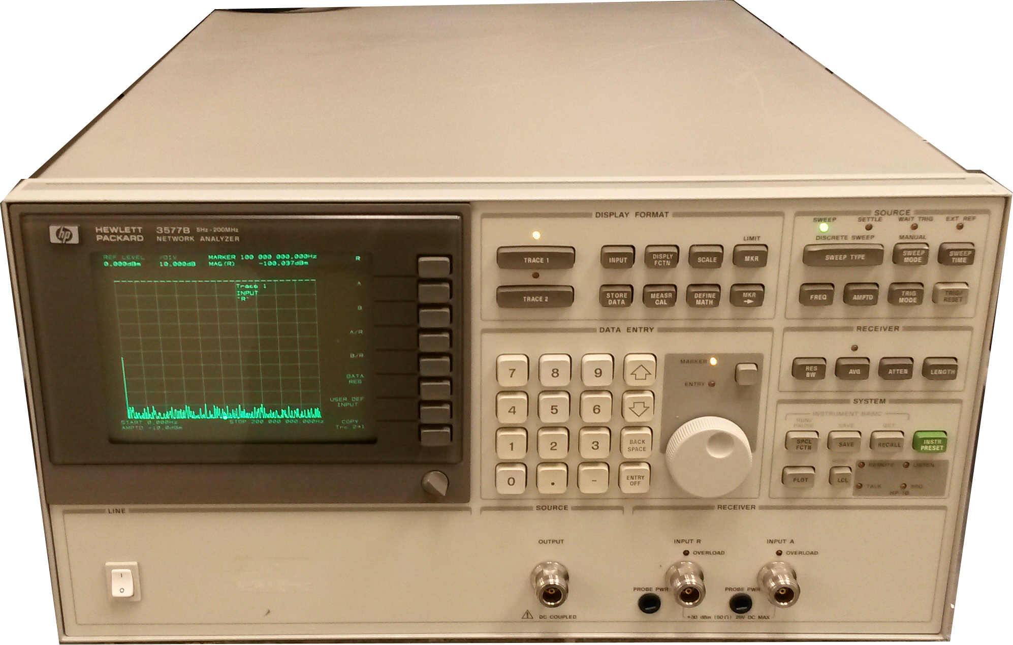 Agilent / HP 3577B for sale