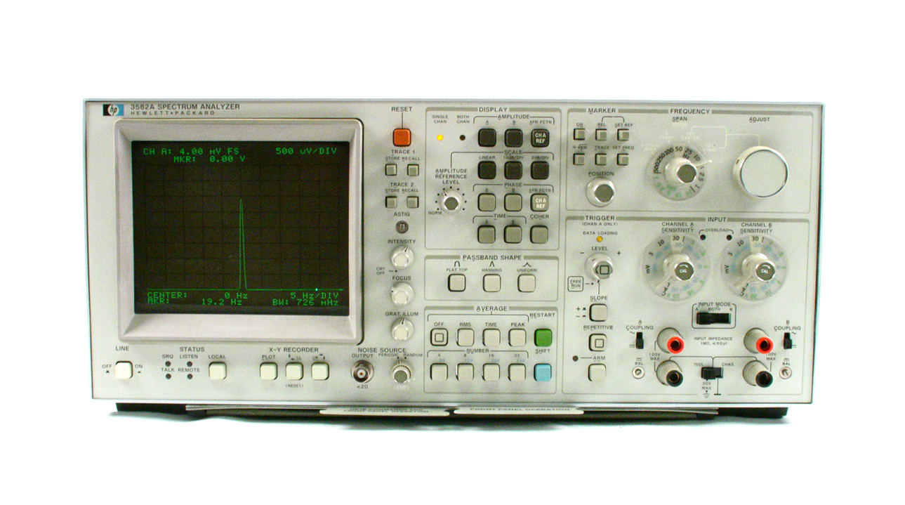 Agilent / HP 3582A for sale