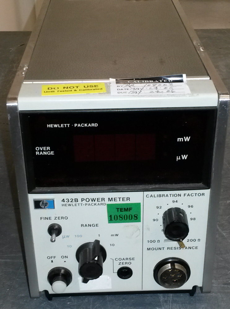 Agilent / HP 432B for sale