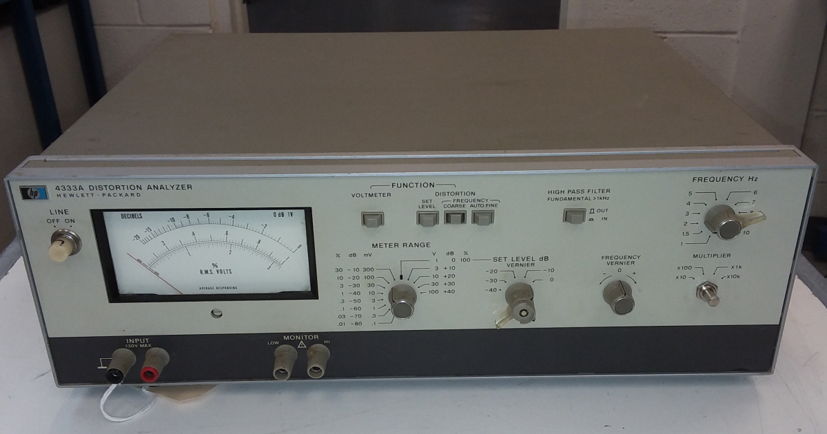 Agilent / HP 4333A for sale