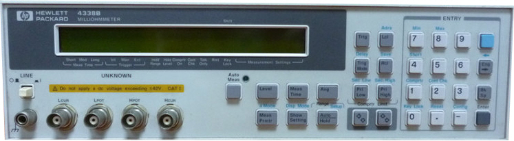 HP / Agilent 4338B for sale