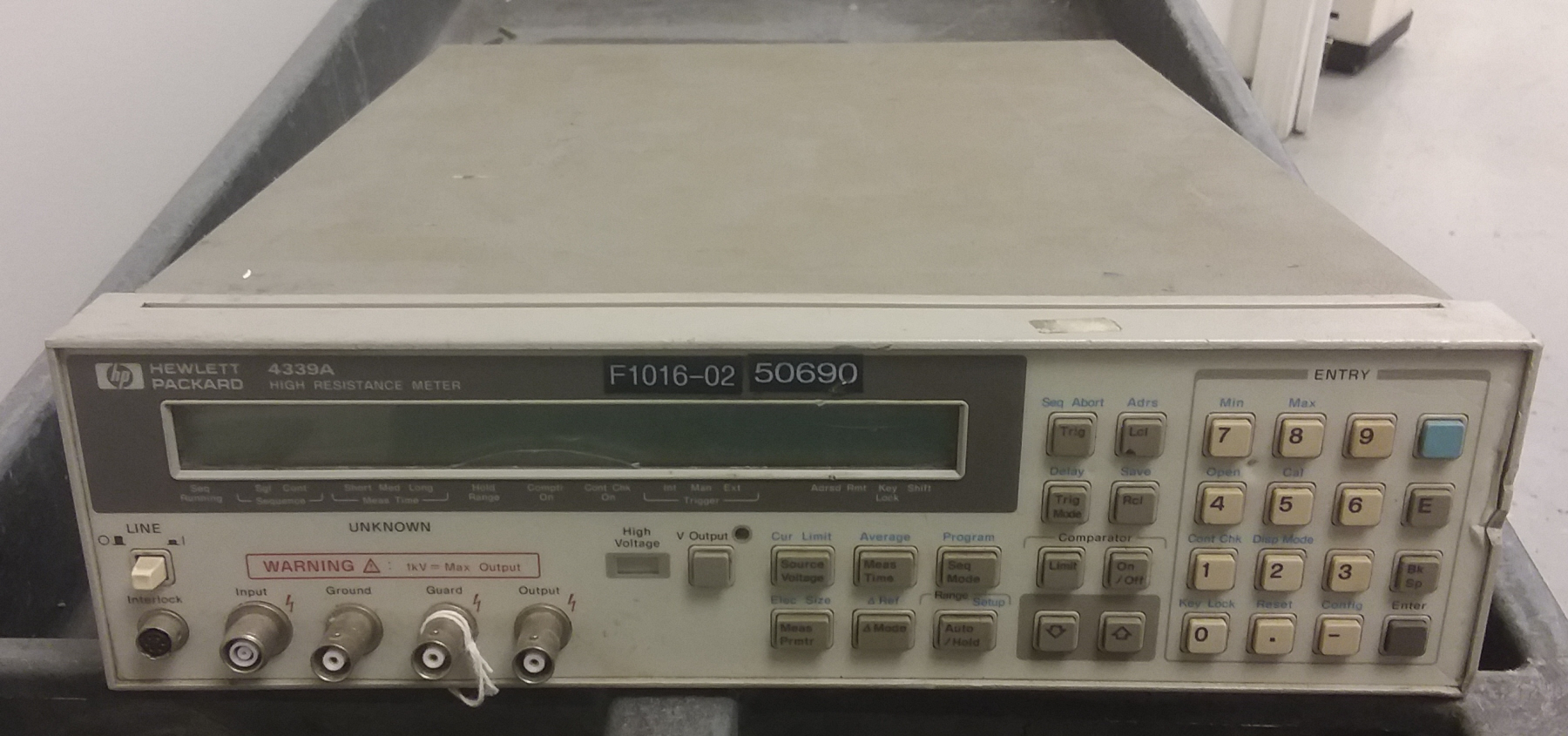 Agilent / HP 4339A for sale