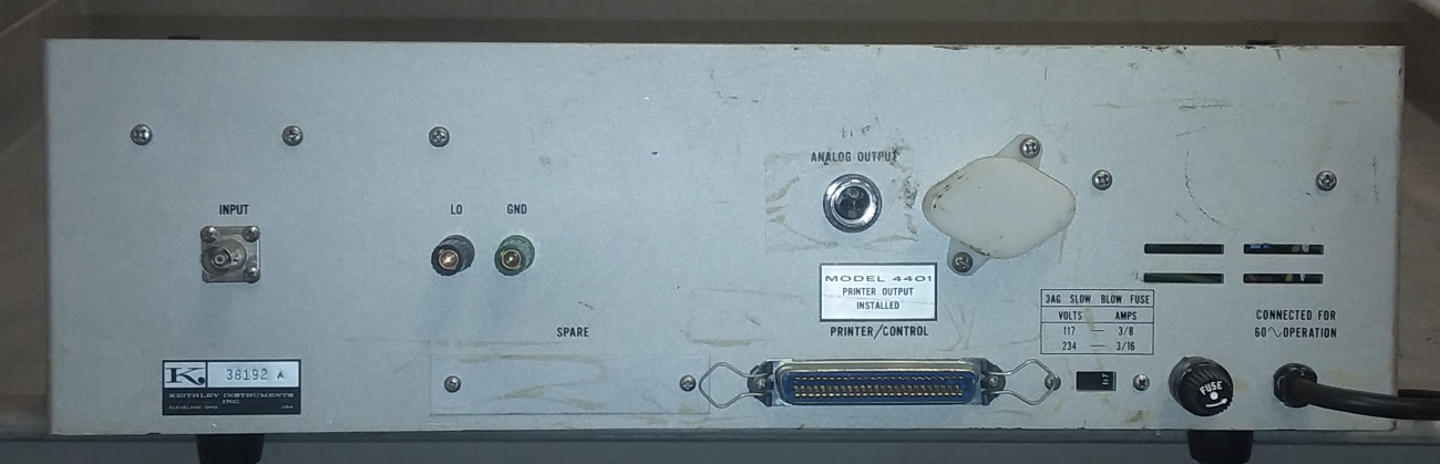 Keithley 445 for sale
