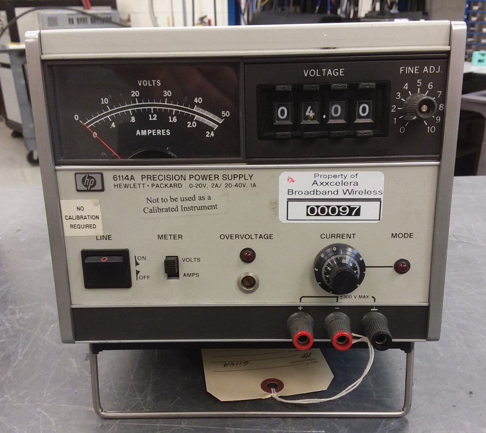 Agilent / HP 6114A for sale
