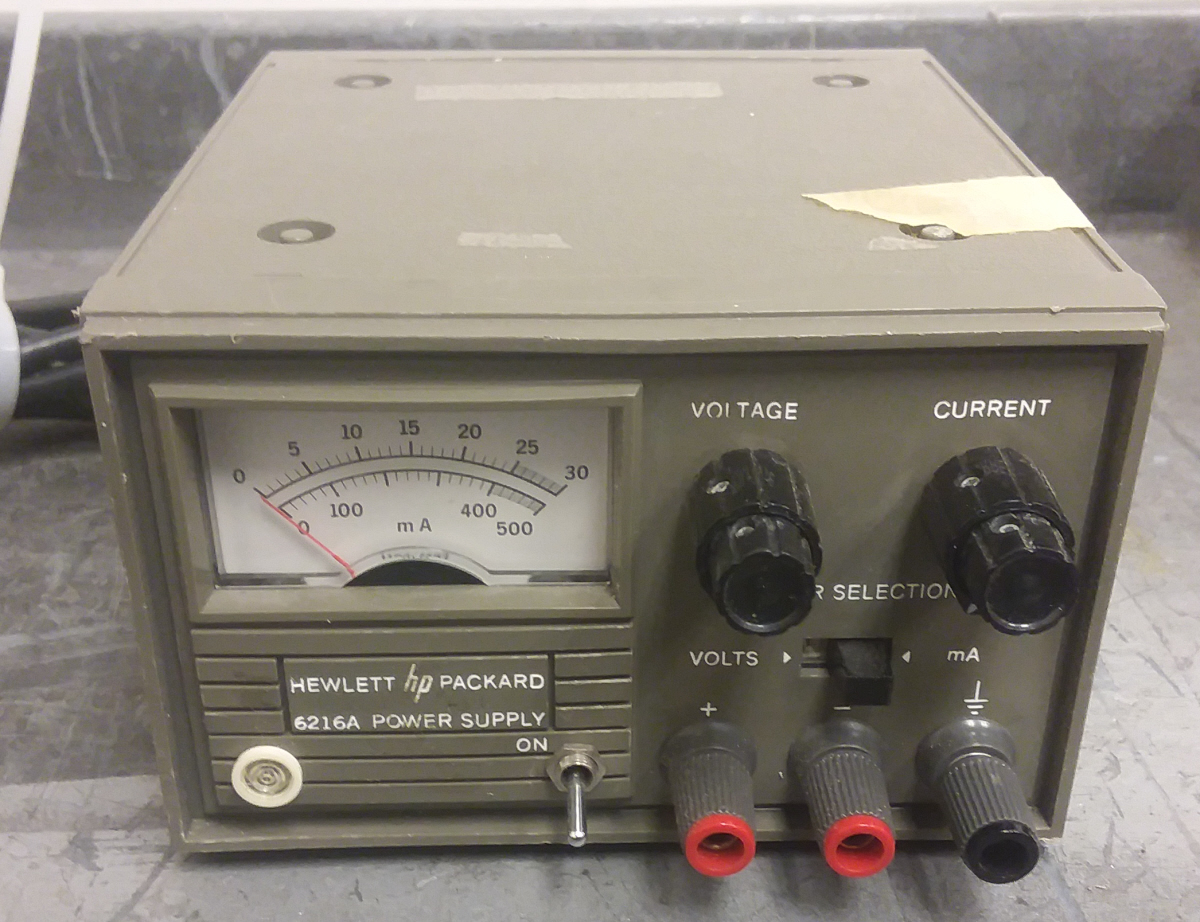 Agilent / HP 6216A just arrived