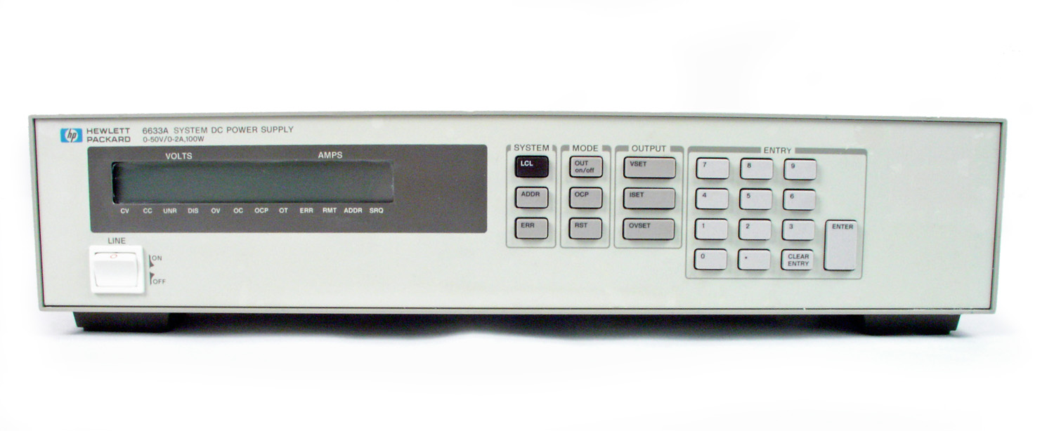 Agilent / HP 6632A for sale