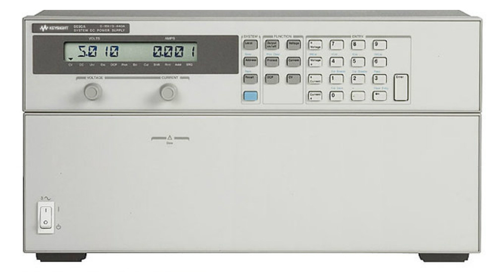 HP / Agilent 6692A just arrived