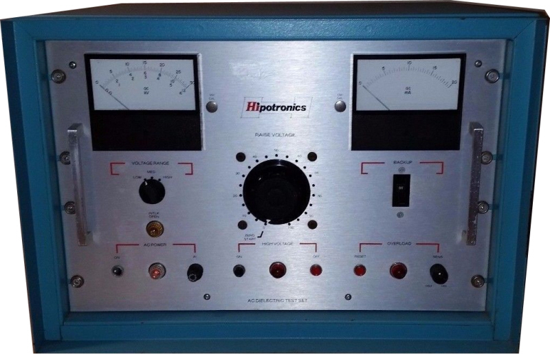Hipotronics 710-1-A for sale