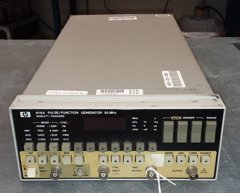 Agilent / HP 8116A for sale
