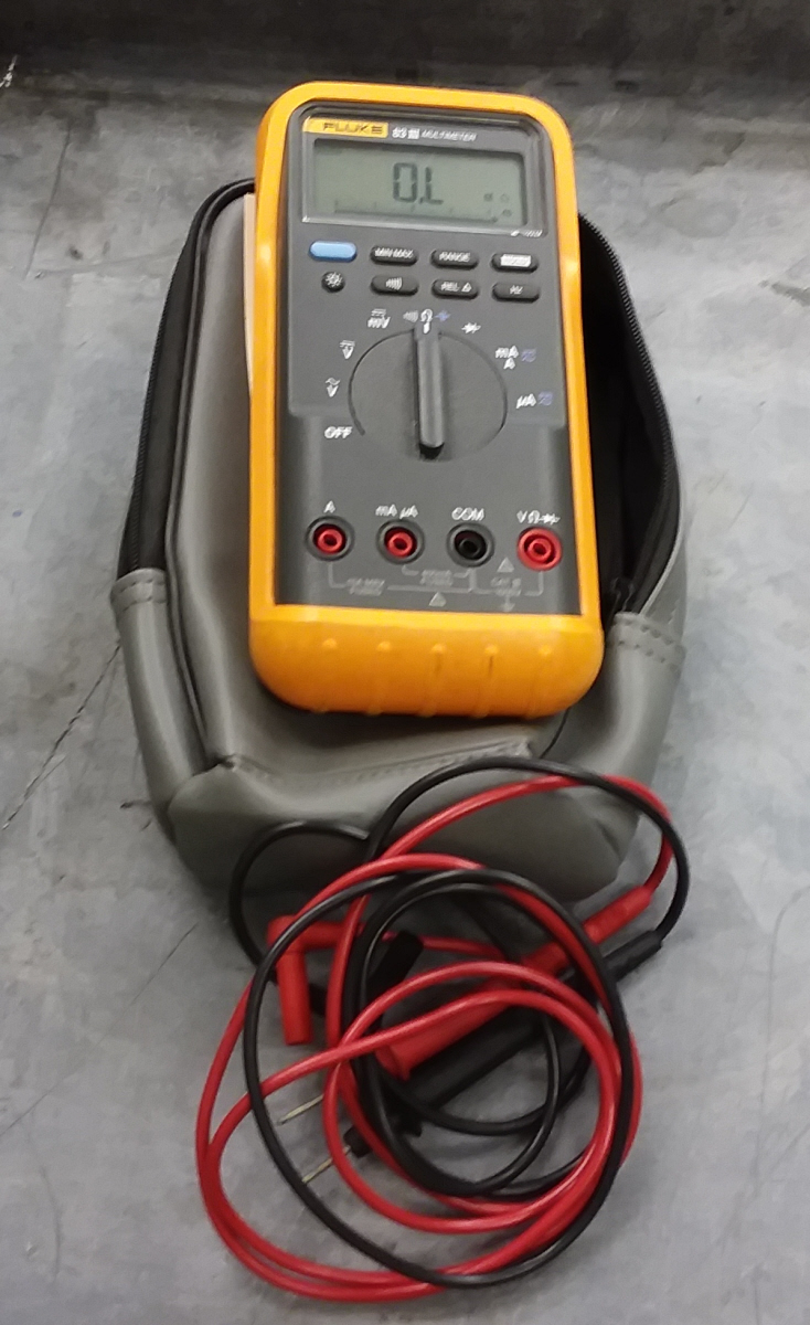 Fluke 83 iii for sale