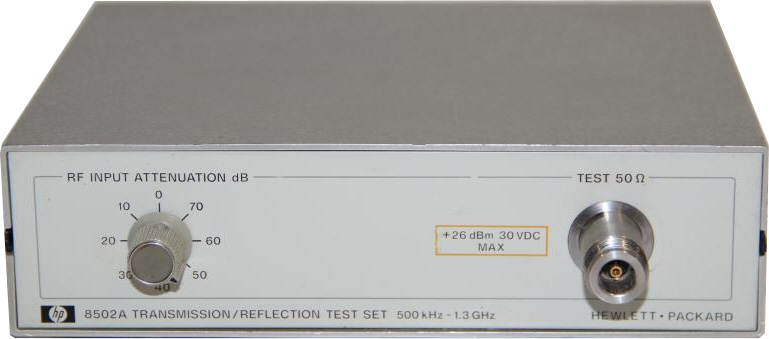 Agilent / HP 8502A for sale