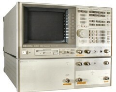 HP / Agilent 8546A just arrived
