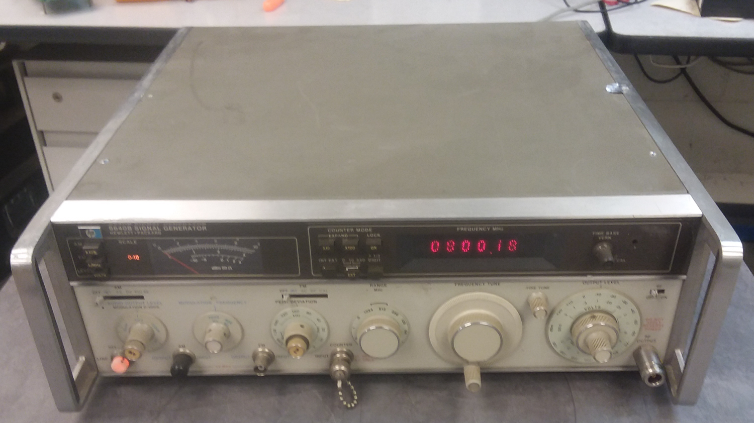 Agilent / HP 8640B for sale