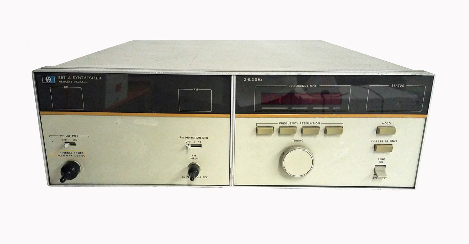 Agilent / HP 8671A for sale