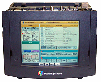 Digital Lightwave NIC ASA-312 for sale