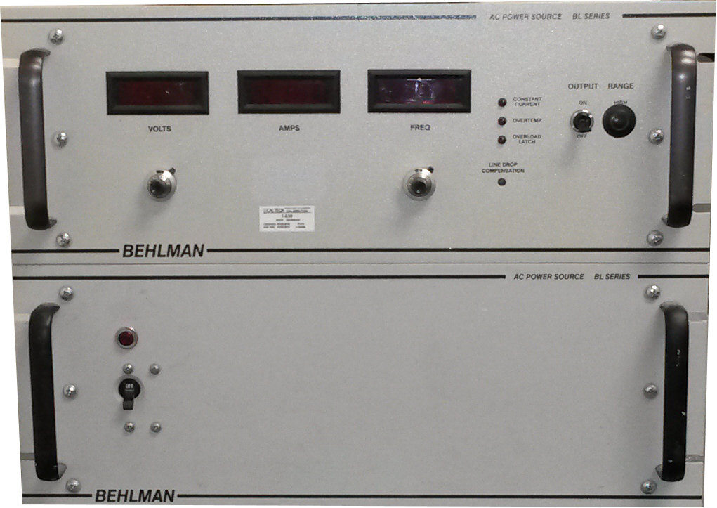 Behlman BL3200 for sale