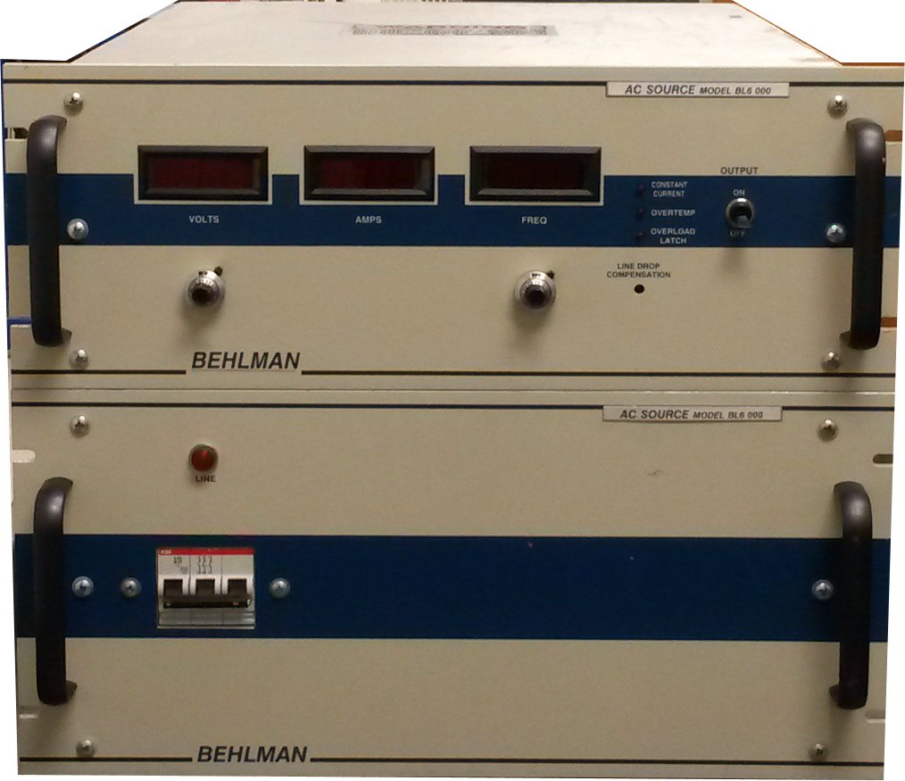 Behlman BL6000C for sale