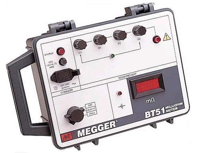 Megger BT51 for sale