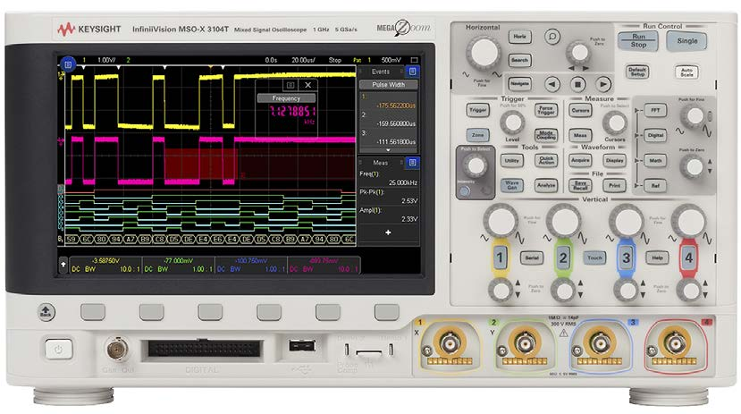 Agilent / Keysight DSOX3034T for sale