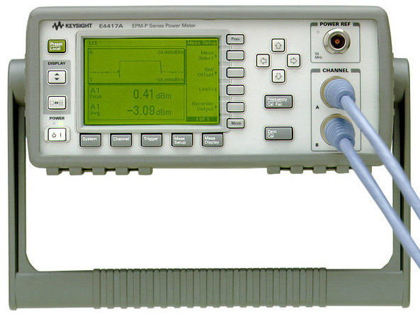 Agilent / Keysight E4417A just arrived